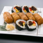 助六(巻寿司5ヶ、いなり5ヶ)